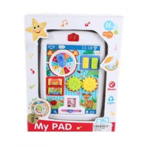 Развивающий планшет My Pad