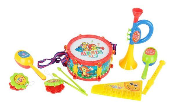 Игровой набор музыкальных инструментов