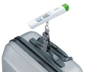 Почему стоит купить багажные весы Beurer LS 20 eco