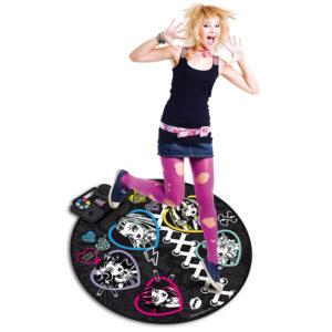 танцевальный коврик Monster High