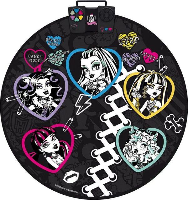 Танцевальный коврик Monster High (свет, звук)