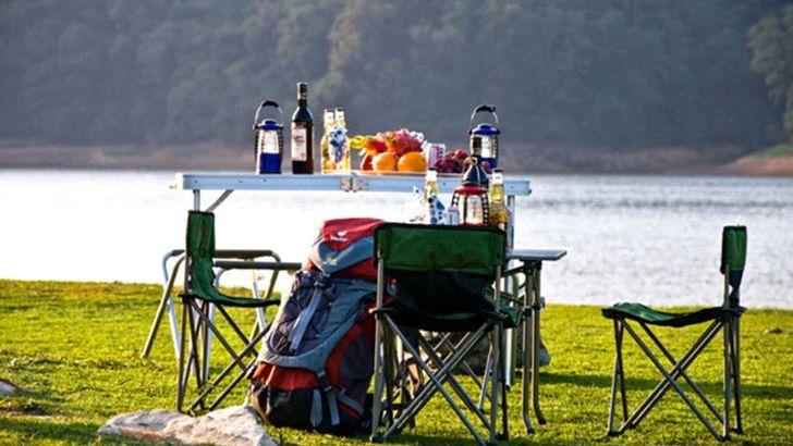 Главные причины купить складной туристический стул «Рыбак 2»