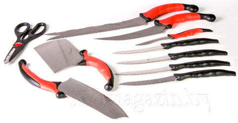 набор кухонных ножей Контр Про