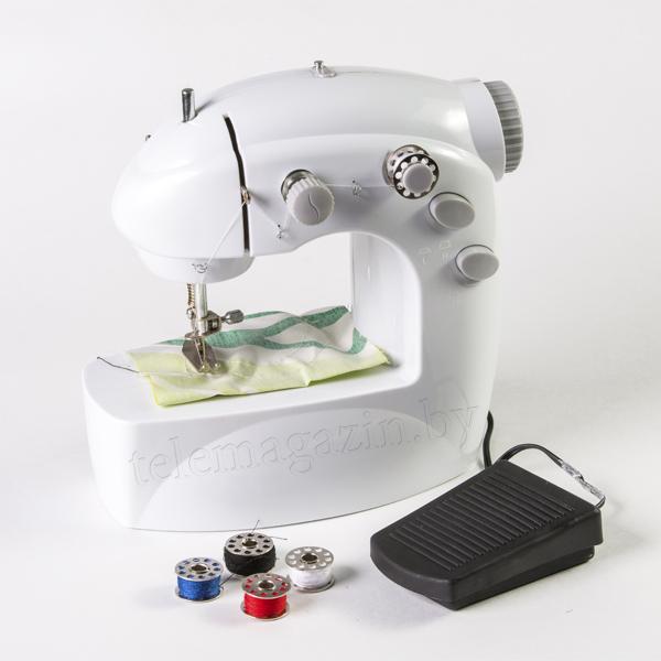 Ручная домашняя мини швейная машинка